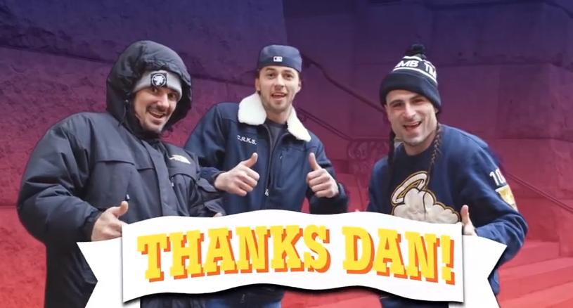 Thanks Dan!